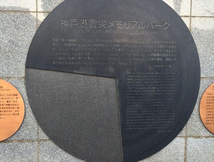 神戸港震災メモリアルパークへの行き方・アクセスは?
